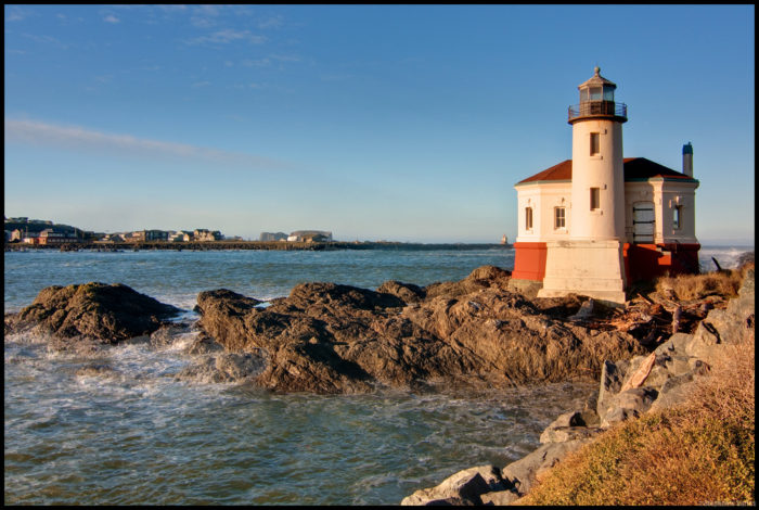 6. Coquille River Lighthouse