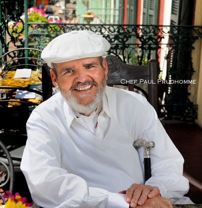 2) Paul Prudhomme and Emeril Lagasse