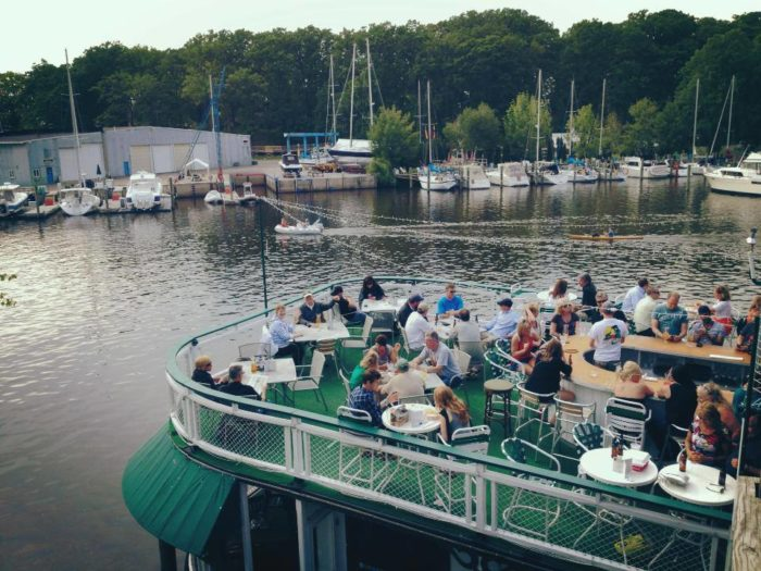1. Idler Riverboat (515 Williams St #10, South Haven)