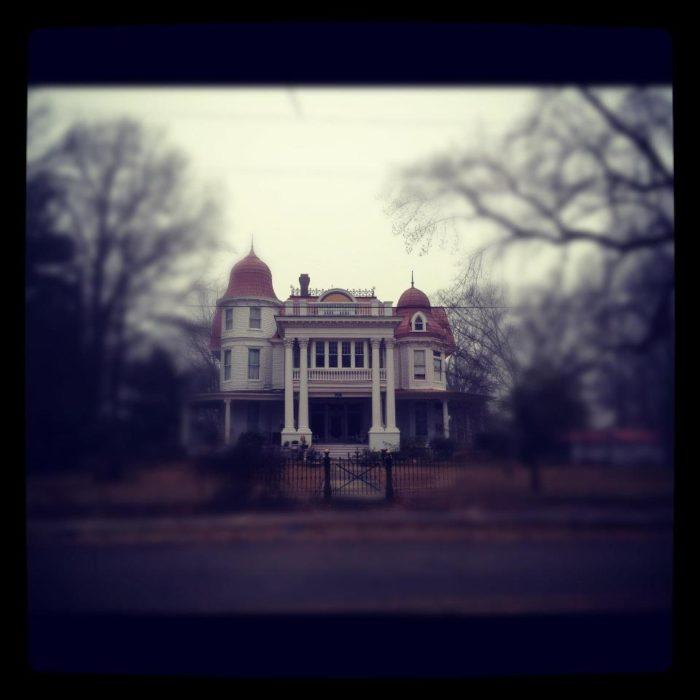 1. The Allen House (Monticello)
