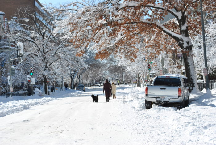 When it comes to how much snow we're going to get? Here's what you can expect.