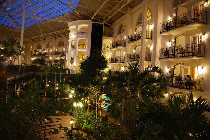 4. Gaylord Opryland Resort