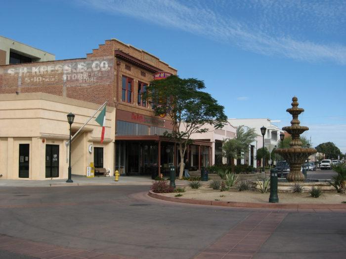 2. Ghost Trolley Tour of Historic Yuma (Yuma)