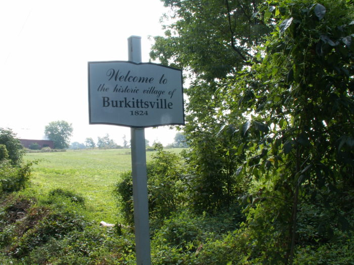 In Maryland's Frederick County lies the small and peaceful town of Burkittsville.