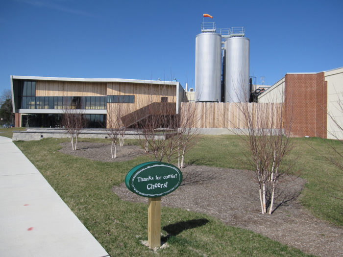 1. Dogfish Head Brewery, Milton