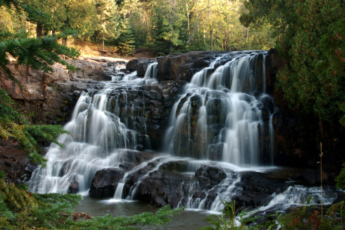 5. Gooseberry Falls State Park