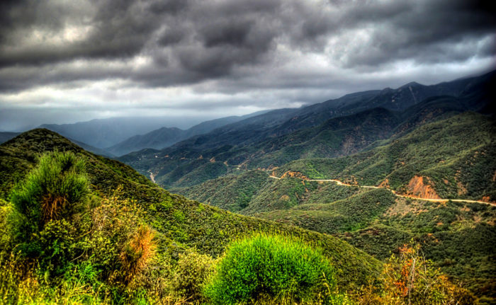 3. Los Padres National Forest