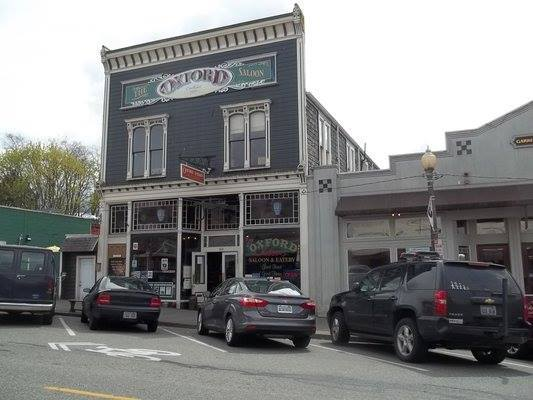 1.  Oxford Saloon,  Snohomish