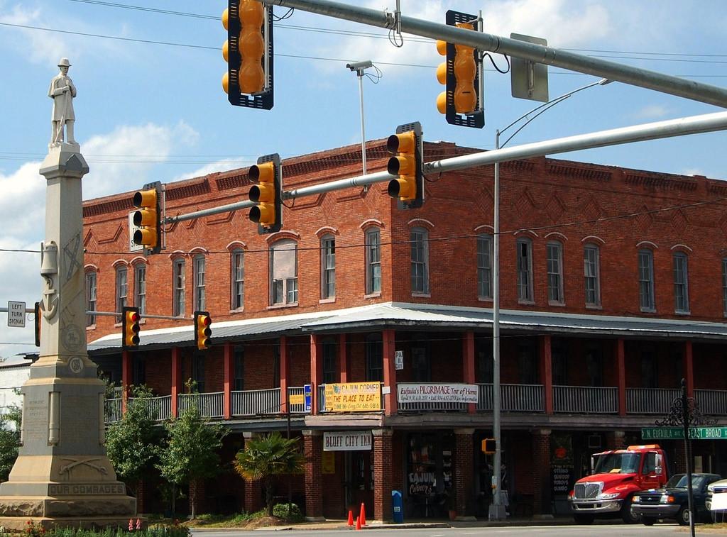 Aaa San Antonio >> Eufaula: The Most Overlooked Town In Alabama