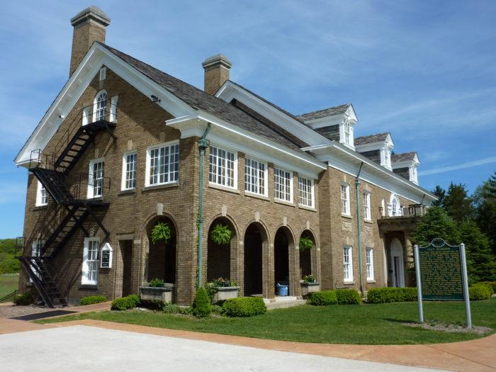 1. Felt Mansion (6597 138th Ave, Holland)