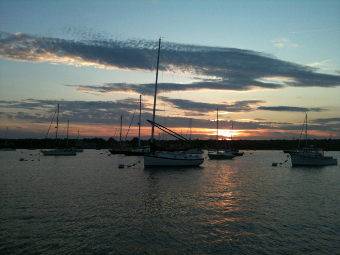 Stonington is so beautiful you'll never want to leave! There's no Connecticut town as classically charming as this one. So if you're nostalgic for centuries past, this place will let you see what the state used to be. So head on over!