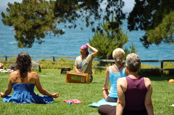 This is also the perfect place to get in your daily yoga. Esalen hosts several workshops throughout the year, as well as an annual yoga festival.