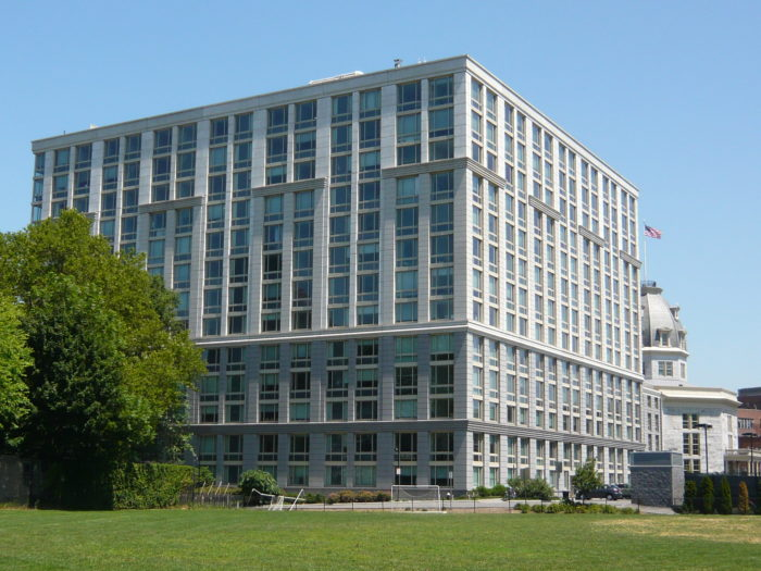 In 2006 The Octagon apartments were built and have since been a popular place for Roosevelt Island residents to call home.