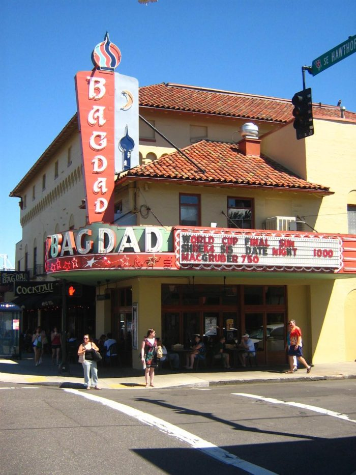 4. Bagdad Theater