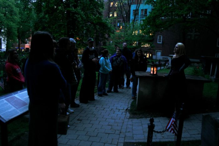 Your guides may be entertaining and more than a little spooky, but they're also incredibly well-versed in the history of the city. Expect to walk away with a ton of interesting trivia and historical information about Boston.