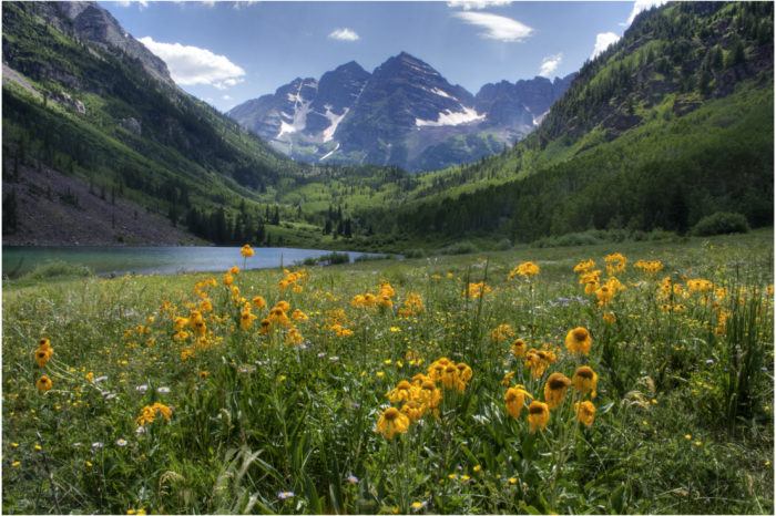 Bringing in thousands of explorers every year, Maroon Bells-Snowmass offers a hundred miles of trails.