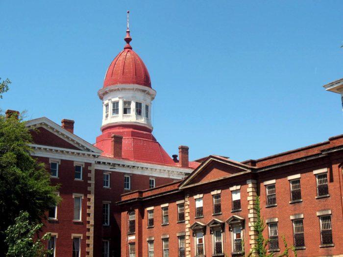 3. South Carolina State Mental Asylum