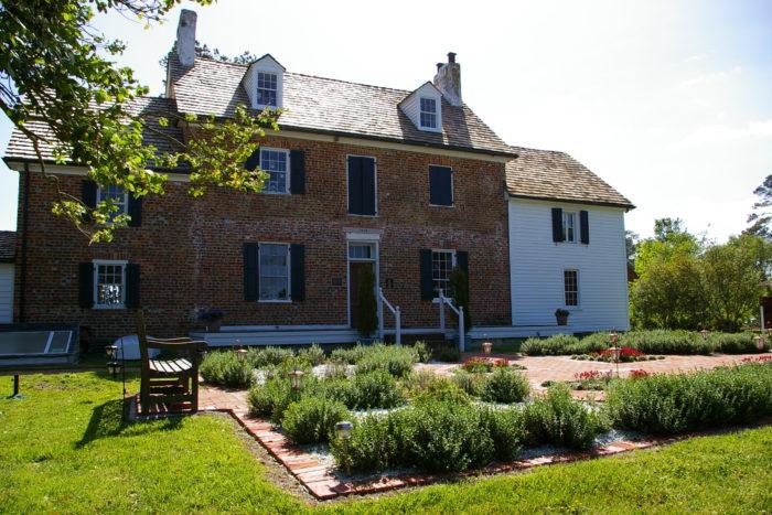4. The Ferry Plantation House (Hampton)