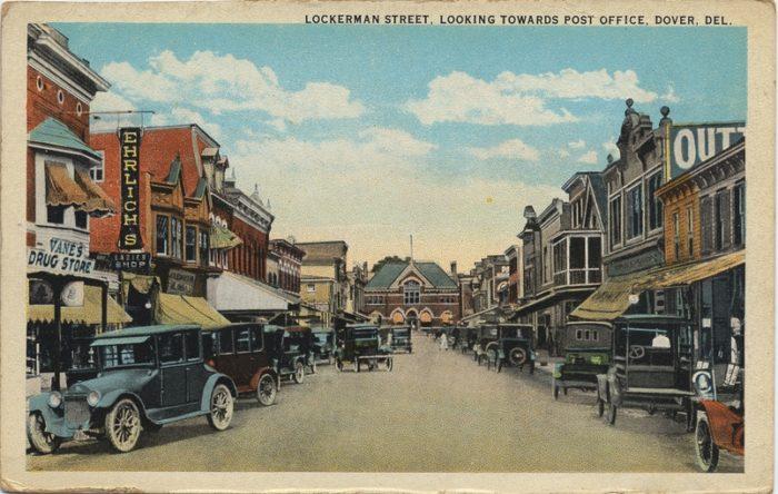 7. Loockerman Street, Dover