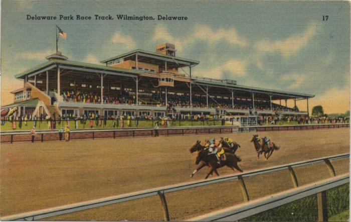 6. Delaware Park Racetrack