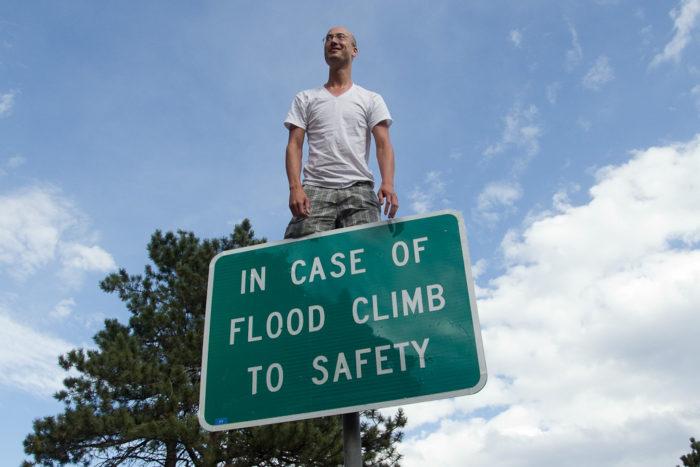 6. ...flood...