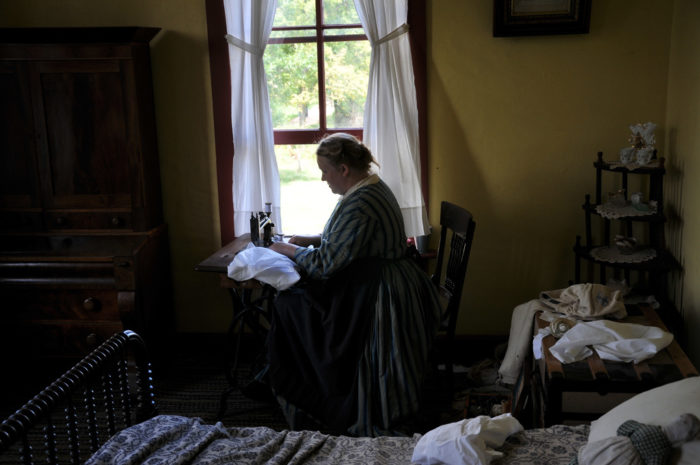 Peek inside the house to see how people spent their day. There are hands-on learning kitchens so that you can get a real taste of early Minnesota history.