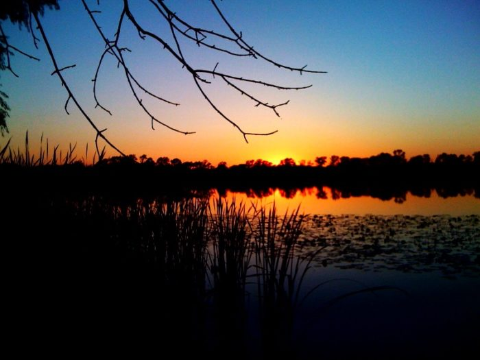 Fountain Lake, Delano