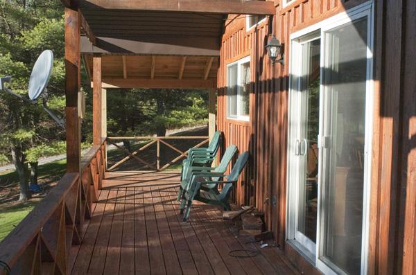 5. Cherry Run Cabins – Clarington