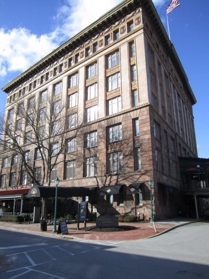 5. Grand Concourse – 100 West Station Square Drive