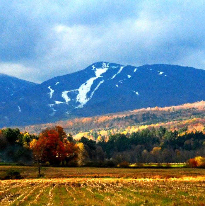 5.  Spruce Mountain