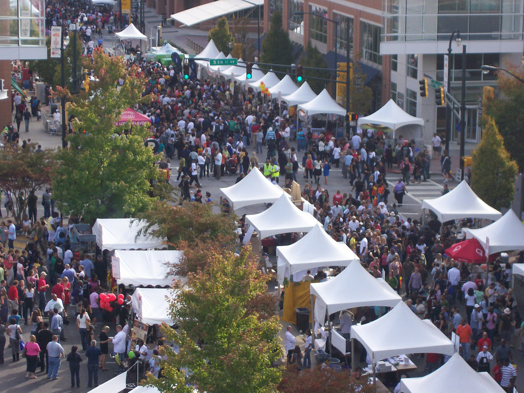 The Top Food Festivals In Georgia This Fall And Winter