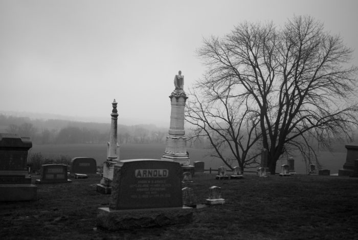 Parts of the movie were also filmed in the tiny town, including the cemetery atop of the hill. Horror genre fans flocked to this peaceful haven, seeking clues that the Blair Witch was real.