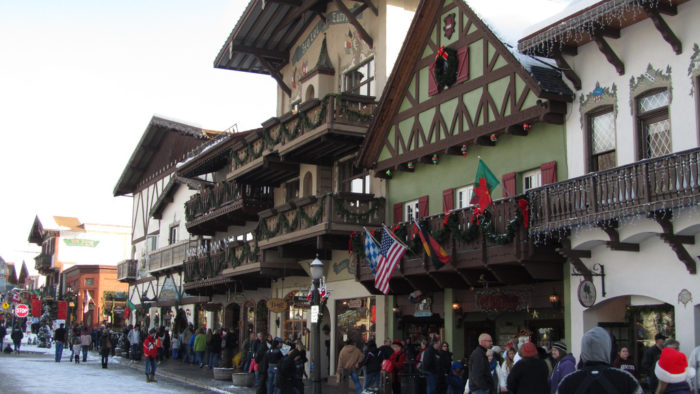According to the travel magazine, you should be headed for the charming town of Leavenworth, where you can enjoy one of the longest seasons of fall foliage on the West Coast.