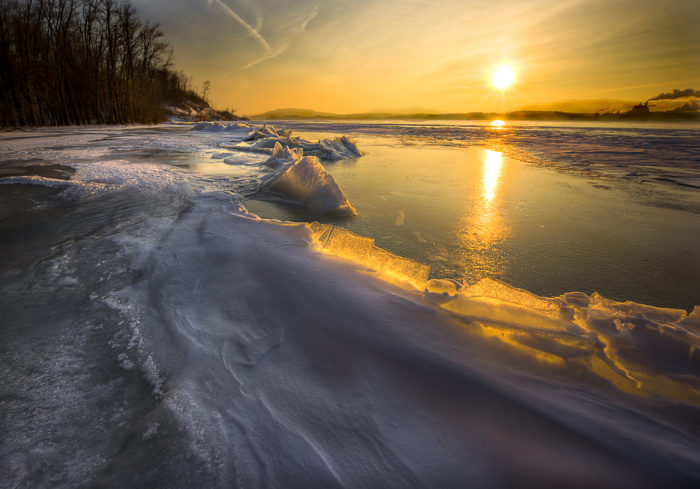 According to average temperatures across the state, Vermont was ranked the 7th coldest state in the country. Of course, it's not just the frigid winters that decide a state's ranking.