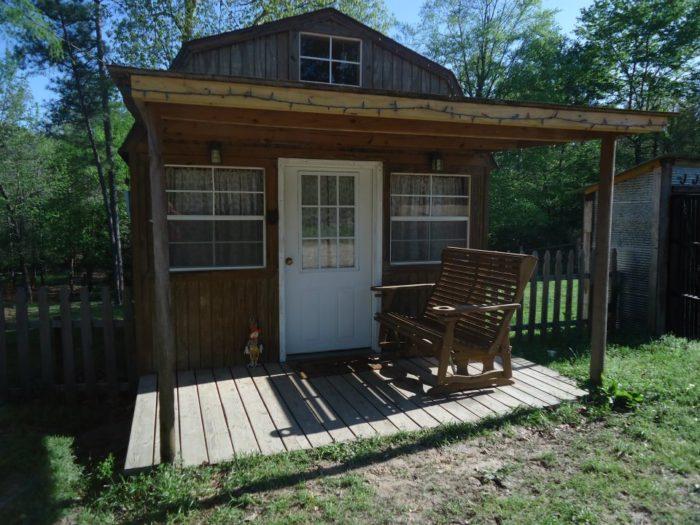 3. Bar-J Guest Ranch (El Dorado)