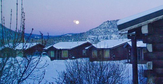 5. Lazy Bear Cabins (South Fork)