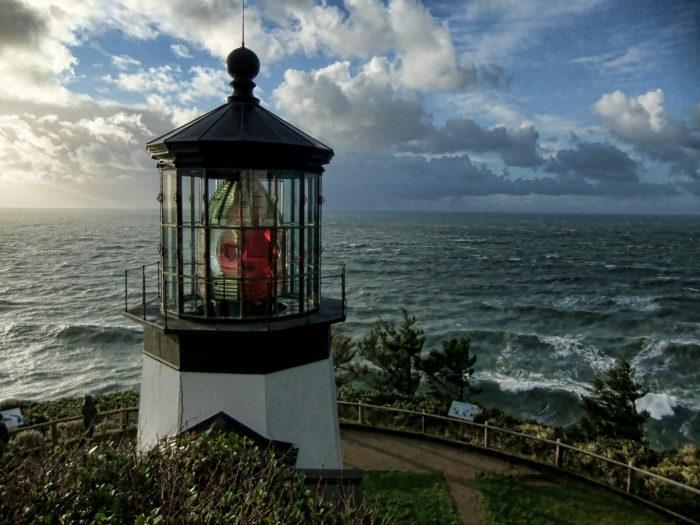 1. Cape Meares Lighthouse