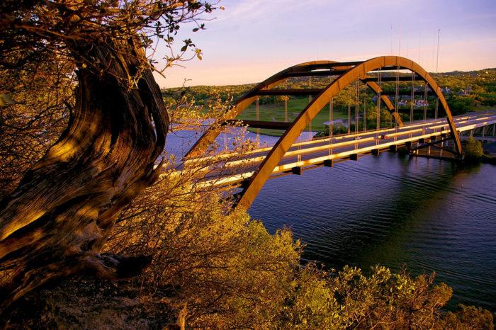 4. Capital of Texas Highway - Loop 360