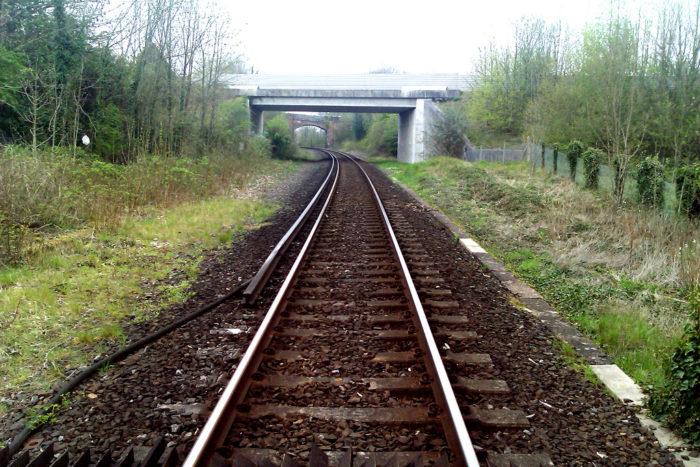 9. Holly Ridge Railroad Tracks, Rayville