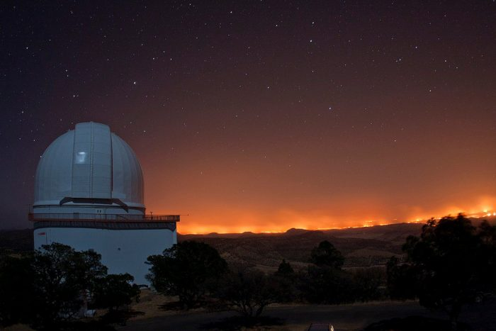 """The McDonald Observatory even hosts """"Star Parties"""" where you can gather with fellow enthusiasts and look through powerful telescopes to see the sky in ways you never have before."""