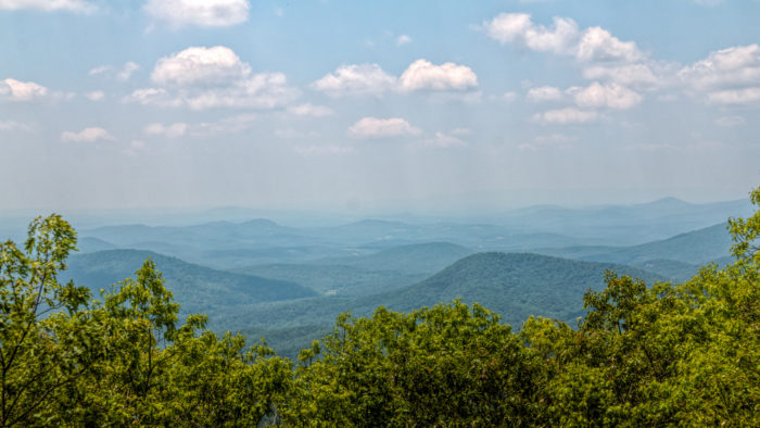 Depending on how you look at it, the Appalachian Trail begins, or ends, at Springer Mountain.