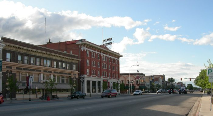 Logan was founded in 1859. Though its population today exceeds 50,000, it's still a charming, quaint town with a vibrant Main Street.