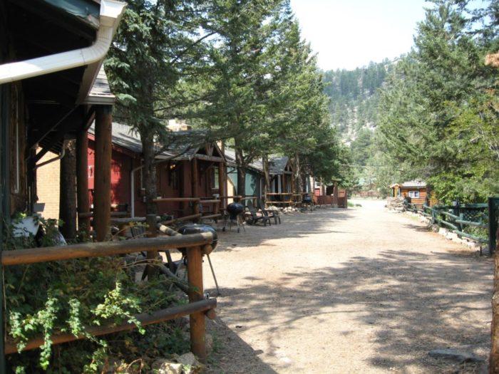 6. Rustic River Cabins (Drake)