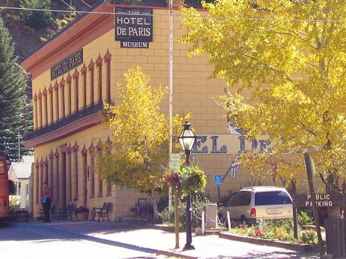 """With easy access via I-70 (just 45 miles west of Denver), the historic """"Silver Queen of the Rockies"""" is truly the ultimate Colorado fall destination with its original downtown area..."""