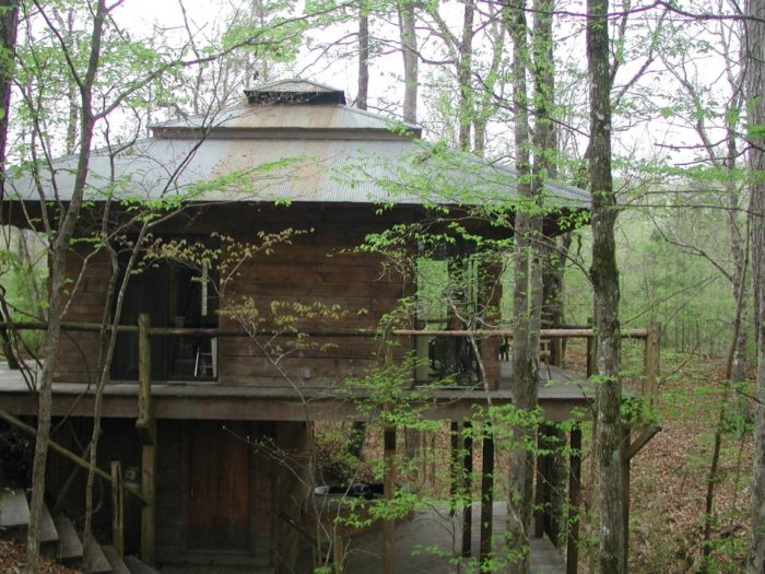 5. Forest Retreat, Gloster