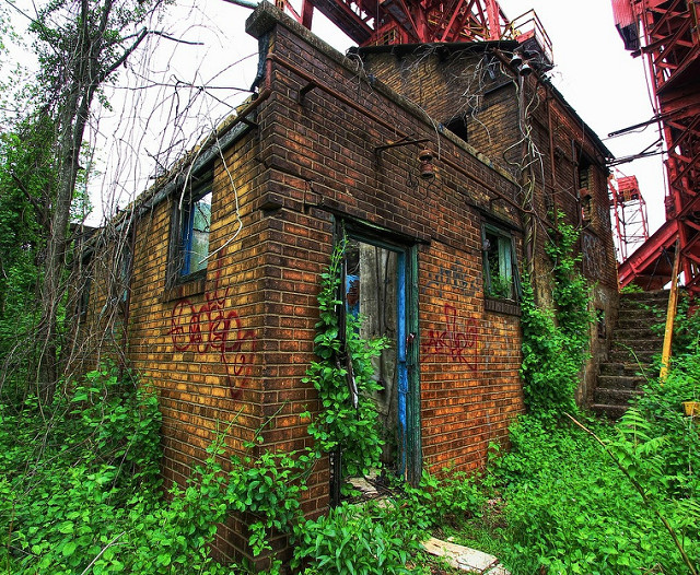 6. Carrie Furnaces
