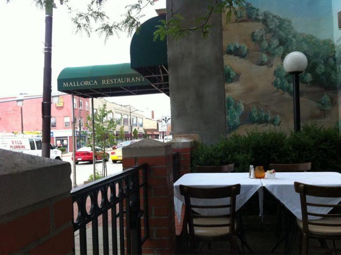 6. Mallorca Restaurant – 2228 East Carson Street
