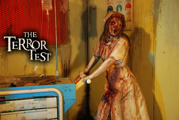 6. The Terror Test, Lumberton