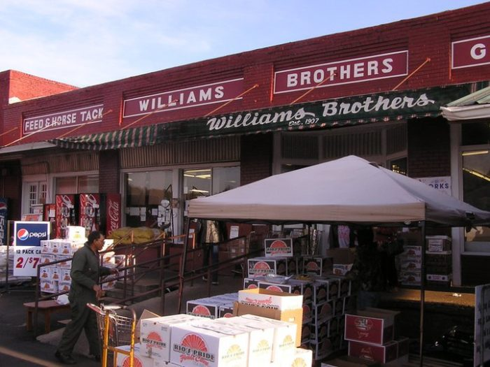 6. Williams Brothers, Philadelphia