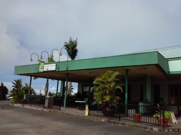 6. Tex Drive In, Honoka'a